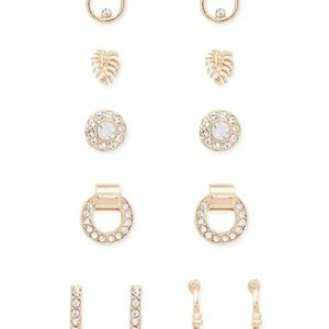 BRAND NEW Assorted Stud Earring Set